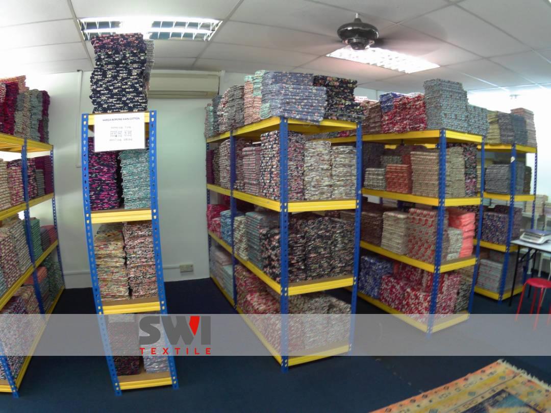 Swi Textile Pemborong Kain Cotton